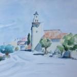 Village provencal